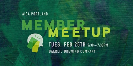 Member Meetup | Baerlic Brewing Company tickets