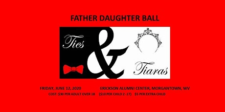Father/Daughter Ball 2020 tickets