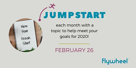 JUMPSTART February: Digital Marketing with Marcus Shanks tickets