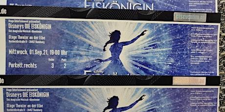Die Eiskönigin Das Musical tickets