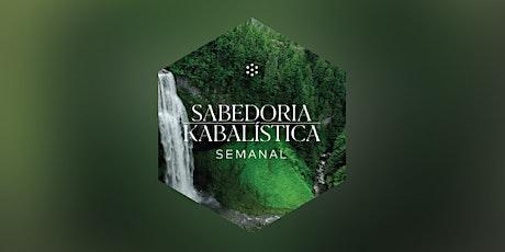 Pacote Sabedoria Kabalística Semanal | Março de 2020 | RJ ingressos