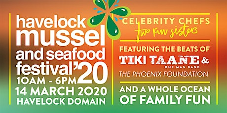 Sponsors Cruise 2020 Havelock Mussel & Seafood Festival tickets