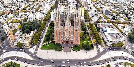 La Plata, ciudad de las diagonales - Día Completo (Almuerzo incluido) entradas