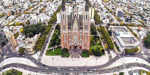 La Plata, ciudad de las diagonales - Día Completo (Almuerzo incluido)