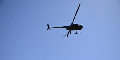 Easter Helicopter Candy Drop
