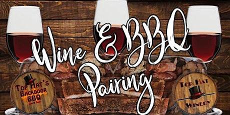 Wine & BBQ Pairing tickets