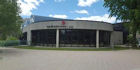Retirement Planning Workshop - Oakville Public Library - Central Branch tickets