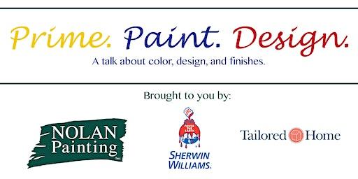 Prime. Paint. Design.