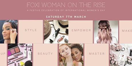 Foxi Woman On The Rise tickets