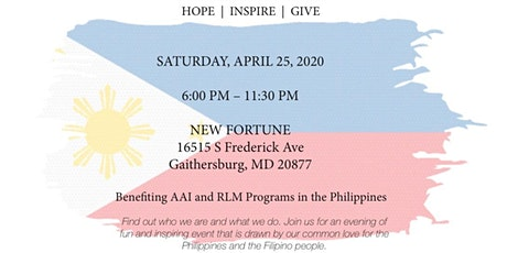 Charity Gala - Hope Inspire Give  tickets