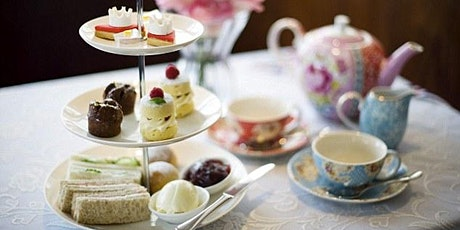 Tea & Tiffin for International Women's Day tickets