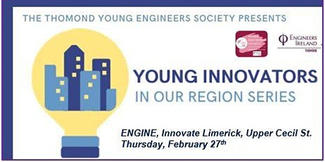 Thomond YES Young Innovators In Our Region Series tickets