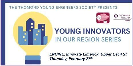 Thomond YES Young Innovators In Our Region Series