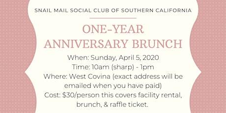 SMSC 1 Year Anniversary Brunch tickets