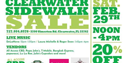 Clearwater Sidewalk Festival