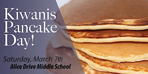 58th Annual Kiwanis Pancake Day