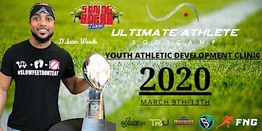 UAB  Spring Break Youth  Athletic Development Clinic   Dallas Tx