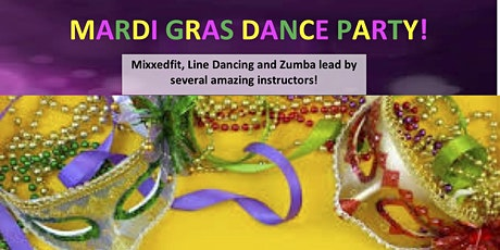 MARDI GRAS DANCE PARTY tickets