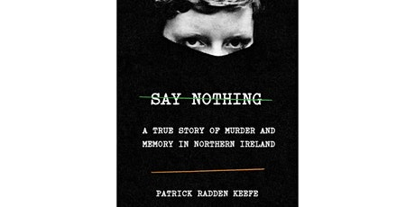 True Crime Book Club | SAY NOTHING tickets