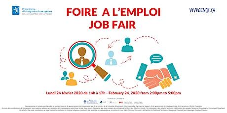 Foire à l'emploi - Job Fair billets