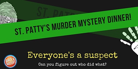 Keith & Margo's Murder Mystery Texas presents a St. Patty's Murder Mystery tickets