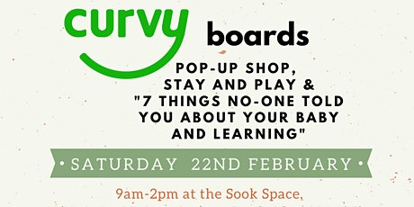 Young & Learning Pop-Up family event with stay and play and FREE talk tickets