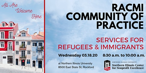 RACMI Community of Practice - Services for Refugees & Immigrants 03.18.2020