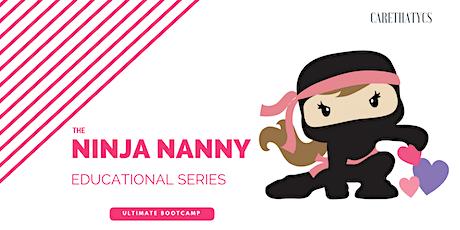 Ninja Nanny BOOT CAMP tickets