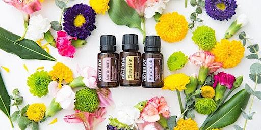 Intro to doTERRA Essential oils