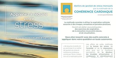 Atelier Prévention & Gestion du stress tickets