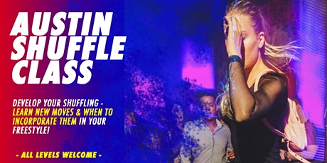 The Shuffle Circle presents: Austin Shuffle Class with Briggidy tickets