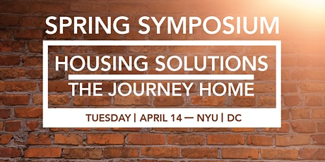 Spring Symposium: Housing Solutions tickets