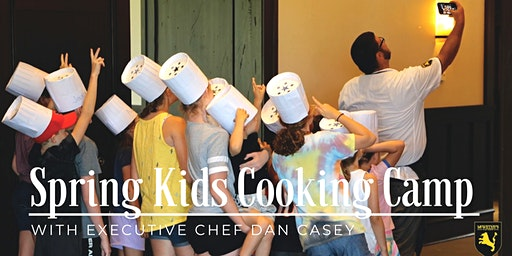 Spring Kids Cooking Camp