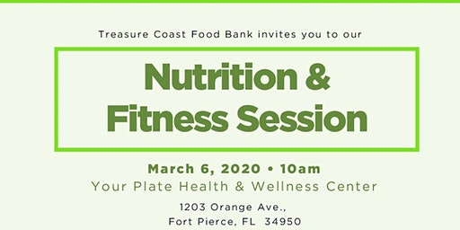 Nutrition & Fitness Session