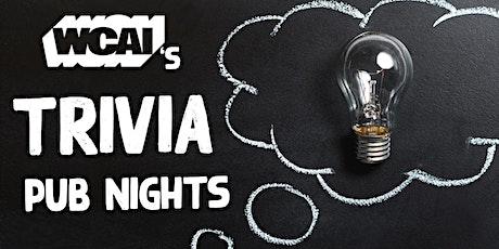 WCAI Trivia Pub Nights: The Breeze Restaurant at the Nantucket Hotel tickets