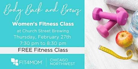 Women's Fitness Class tickets
