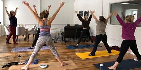 Yoga for Writers tickets