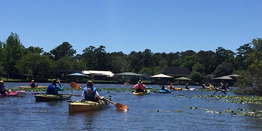 Annual Great Drift Paddle