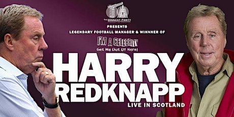 An Evening with Harry Redknapp tickets