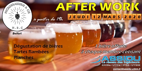 After-Work ASSIDU billets