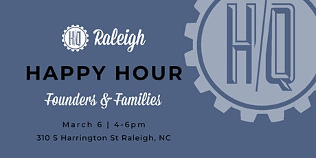 Happy Hour- Founders & Families tickets