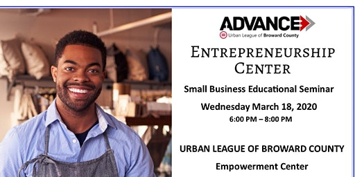 Urban League of Broward County Small Business Educational Seminar