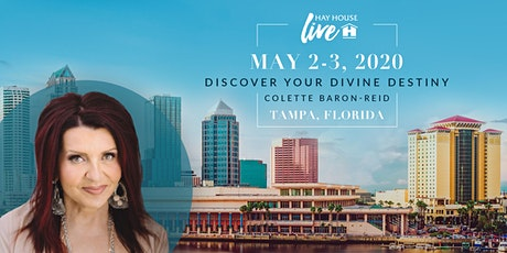 Hay House Live! feat. Discover Your Divine Destiny with Colette Baron-Reid tickets