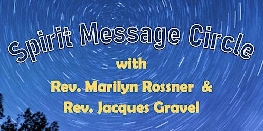 SPIRIT MESSAGE CIRCLE