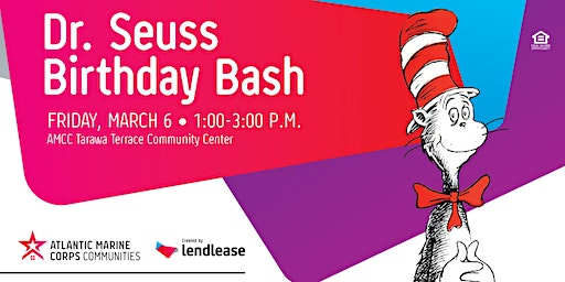 Dr. Seuss Birthday Bash