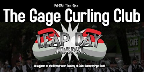 Leap Day Bonspiel tickets