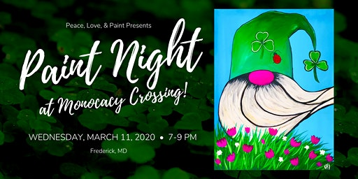 Paint Night at Monocacy Crossing