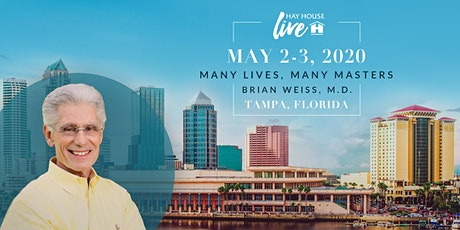 Hay House Live! featuring Many Lives, Many Masters with Brian Weiss M.D. tickets