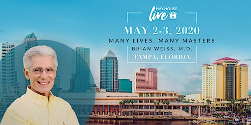 Hay House Live! featuring Many Lives, Many Masters with Brian Weiss M.D.