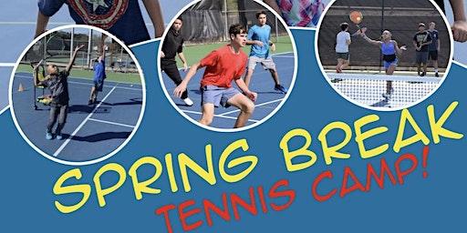 CTXAC Tennis Spring Break Camp 2020
